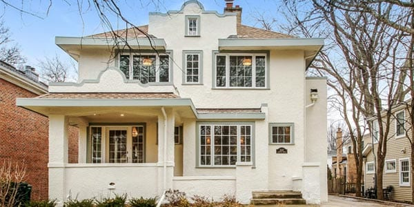 Home Remodeling Wilmette Additions DesignBuild Contractor Enchanting Chicago Home Remodeling Exterior Remodelling