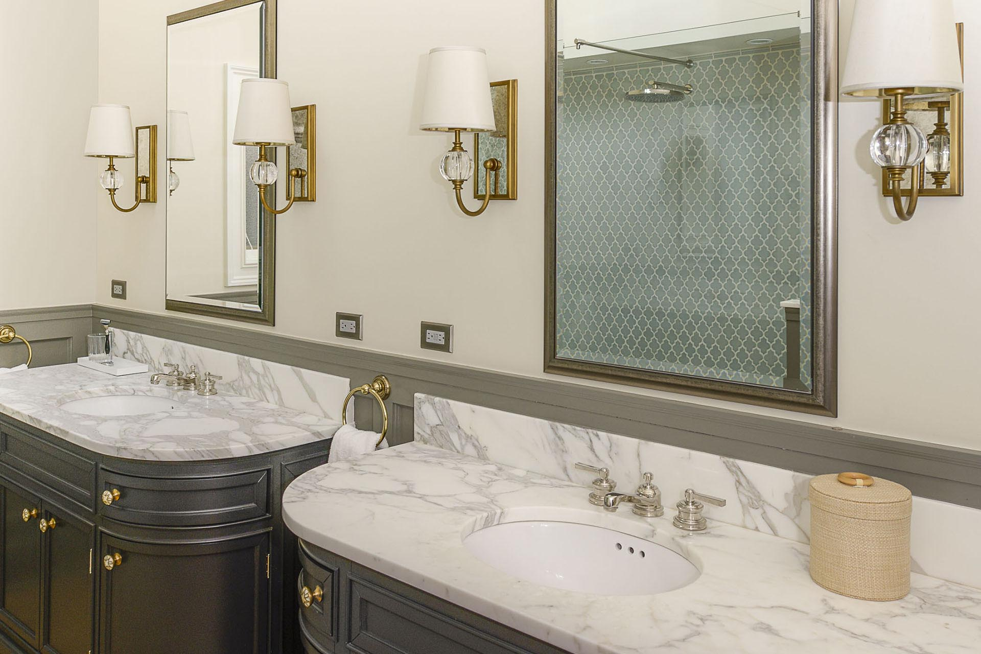 Chicago Hermitage Home Design Remodeling Gallery - Bathroom remodeling northbrook